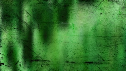 Dark Green Grunge Texture Background Image