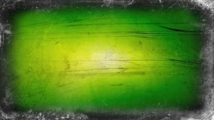 Dark Green Grunge Background Image