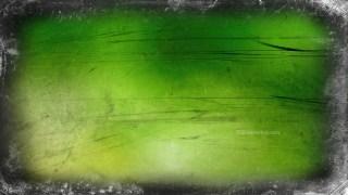 Dark Green Grunge Background Texture Image