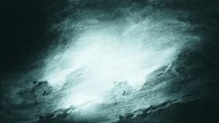 Dark Green Background Texture Image