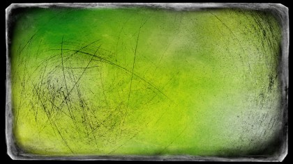 Dark Green Grunge Background