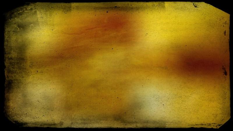 Dark Orange Grunge Background