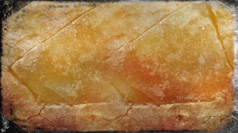 Dark Orange Background Texture