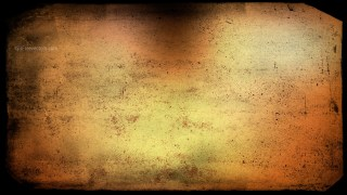 Dark Orange Dirty Grunge Texture Background