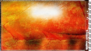 Dark Orange Texture Background