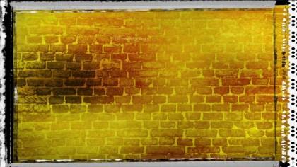Dark Orange Dirty Grunge Texture Background Image