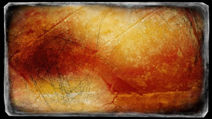 Dark Orange Textured Background