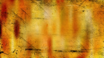 Dark Orange Grunge Texture Background Image