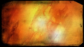 Dark Orange Grungy Background Image