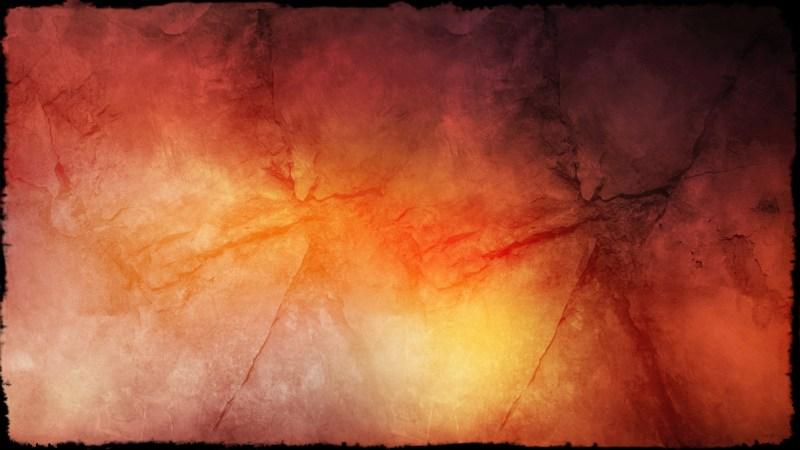 Dark Orange Textured Background Image
