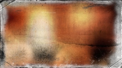 Dark Orange Background Texture Image