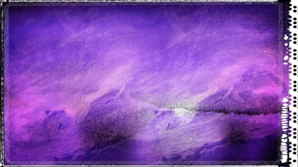 Dark Purple Grunge Texture Background Image