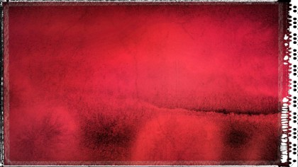 Dark Red Grunge Background Texture