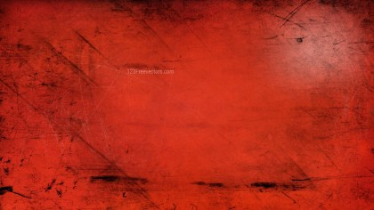 Dark Red Grungy Background Image
