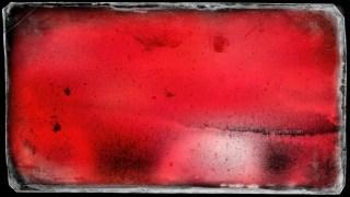 Dark Red Dirty Grunge Texture Background