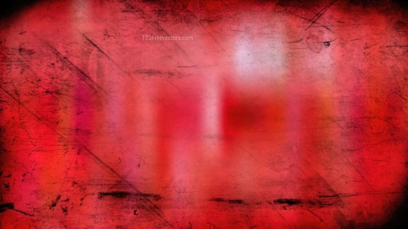 Dark Red Grunge Background Image