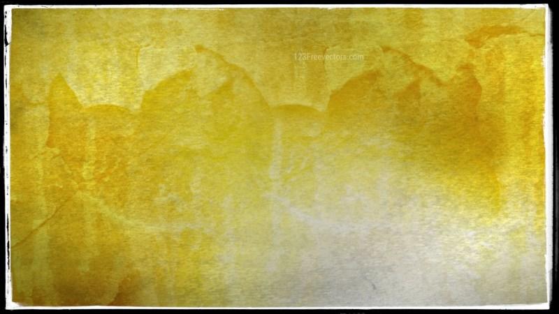 Gold Grungy Background Image
