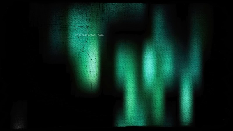 Green and Black Texture Background