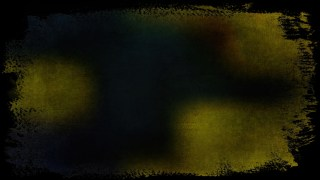 Green and Black Grunge Texture Background