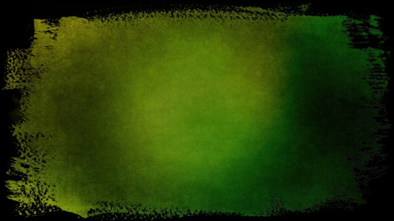 Green and Black Textured Background Image