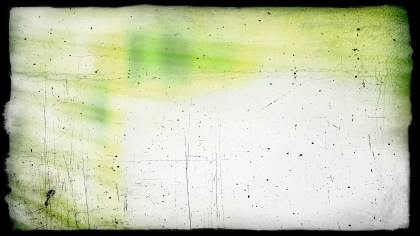 Green and White Grunge Background