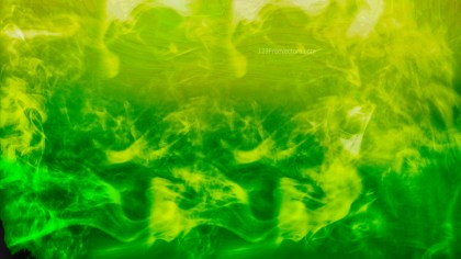 Green and Yellow Grunge Background Image
