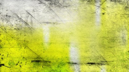 Green Yellow and White Grunge Texture Background Image