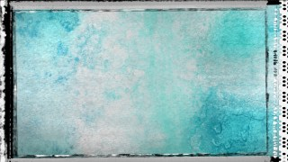 Grey and Turquoise Grunge Texture Background