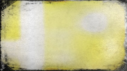Grey and Yellow Grunge Background Image