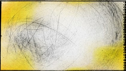 Grey and Yellow Grungy Background