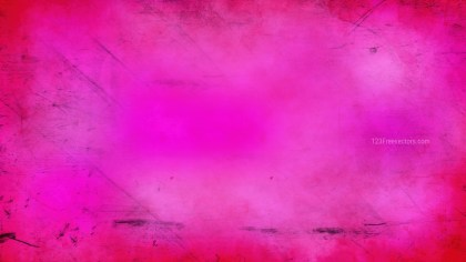 Hot Pink Grunge Background Image