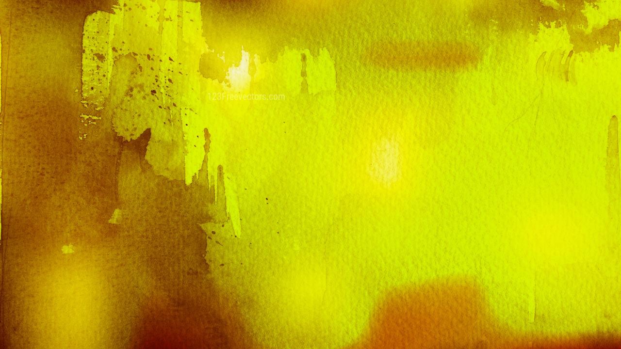 Orange and Green Grunge Background Image