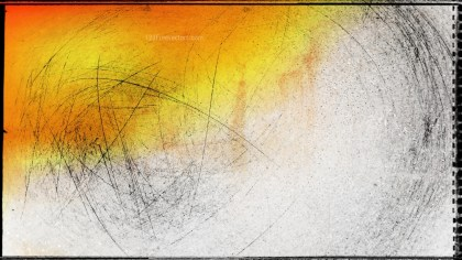 Orange and Grey Grunge Background Image