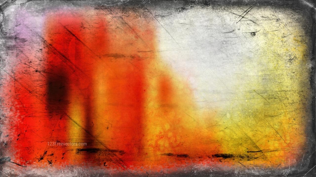 Orange and Grey Textured Background Image