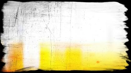 Orange and White Grunge Background