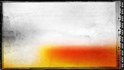 Orange and White Texture Background