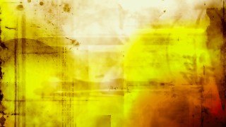 Orange and Yellow Grunge Background Texture
