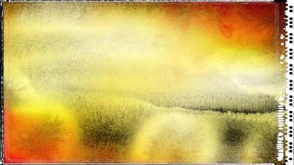 Orange and Yellow Grunge Background Image
