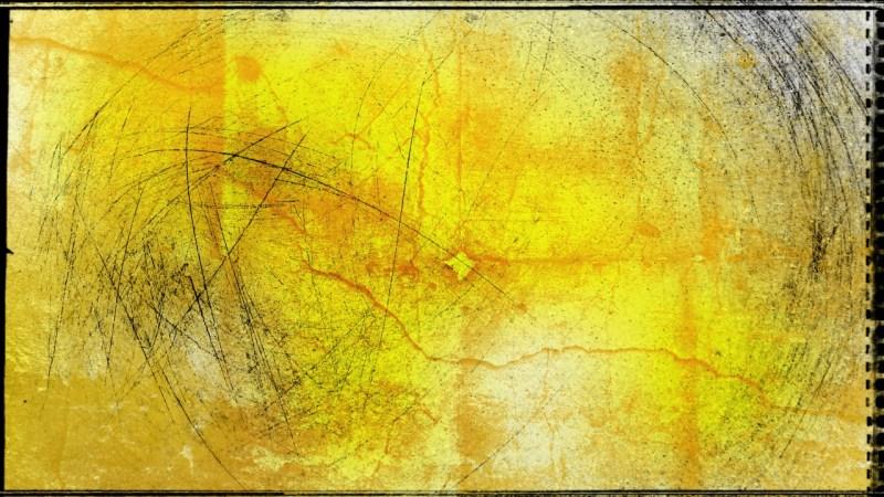 Orange and Yellow Grunge Background