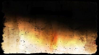 Orange Black and White Grunge Texture Background Image