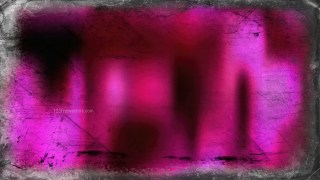 Pink and Black Grunge Background Texture