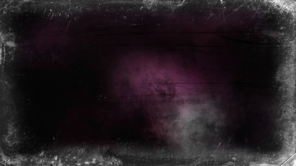 Pink and Black Grungy Background