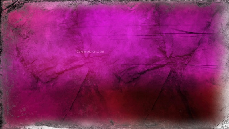 Pink and Black Grunge Texture Background Image