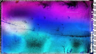Pink and Blue Grunge Background Image