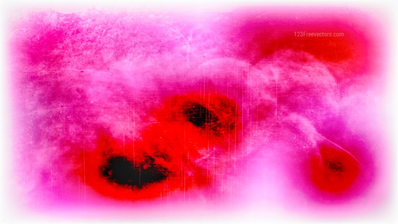 Pink and Red Grunge Background Image