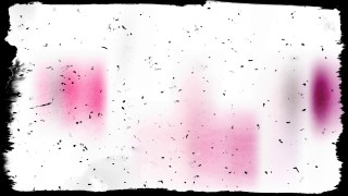 Pink and White Grunge Background