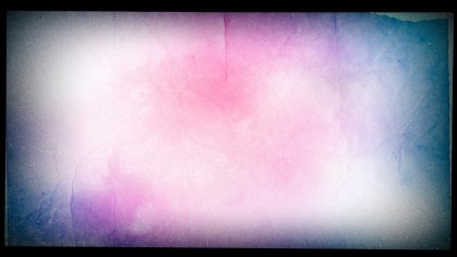 Pink Blue and White Grunge Background
