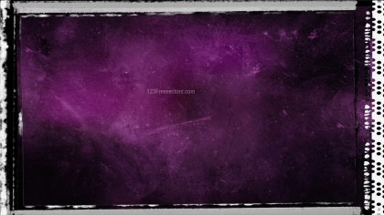 Purple and Black Grunge Background Image
