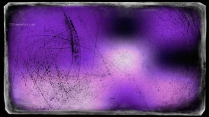 Purple and Black Grunge Background