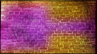 Purple and Gold Texture Background Image